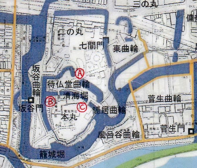 岡崎古地図
