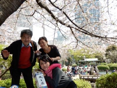 180401お花見in佃公園_180402_0108