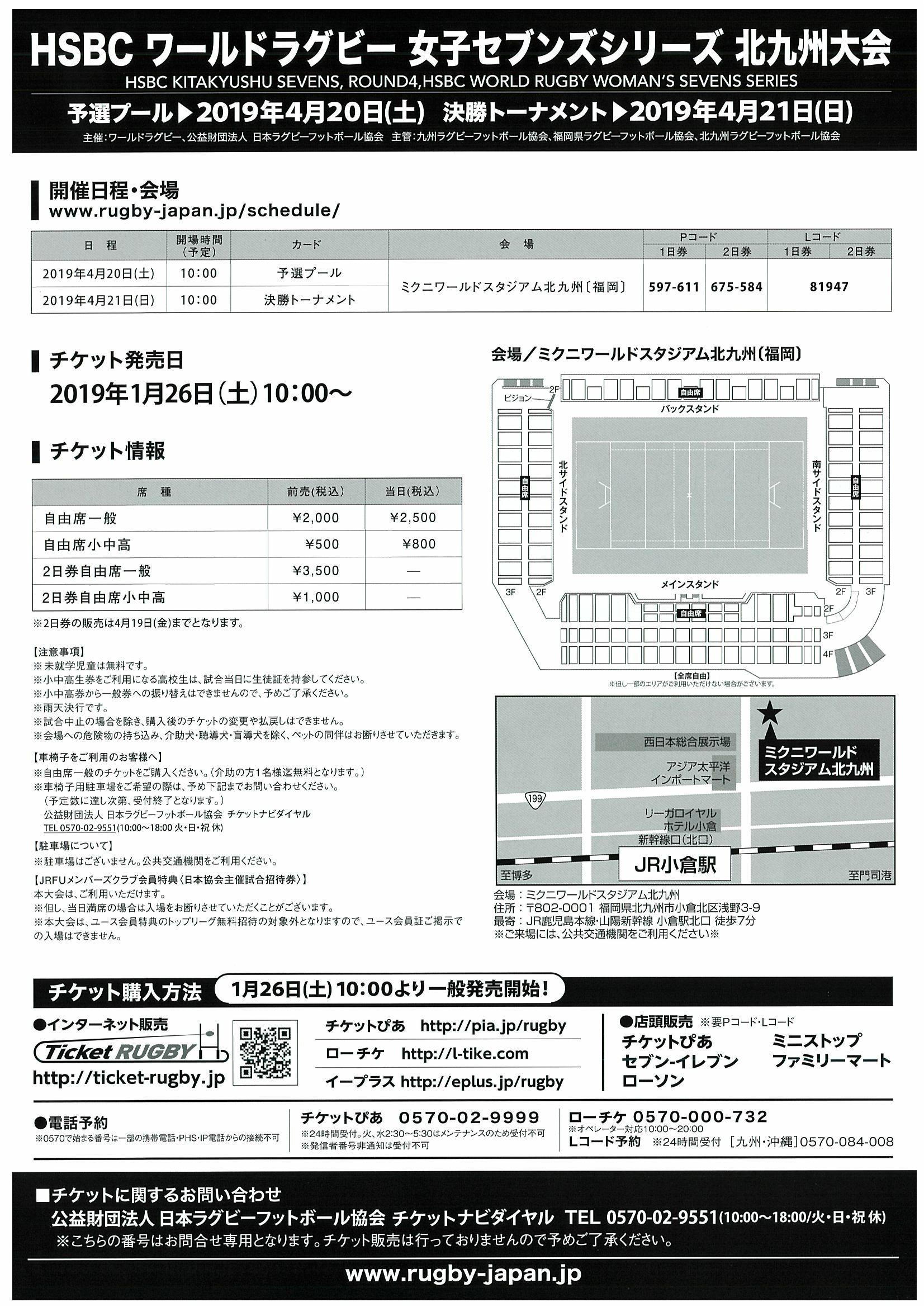 HSBSワールドラクビー女子セブンズシリーズ北九州大会-2