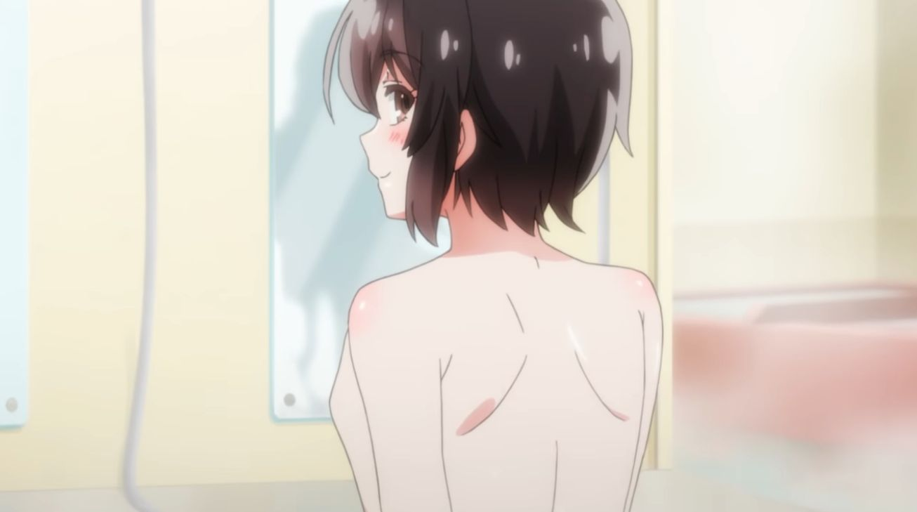 洗い屋さん!~俺とアイツが女湯で!?~
