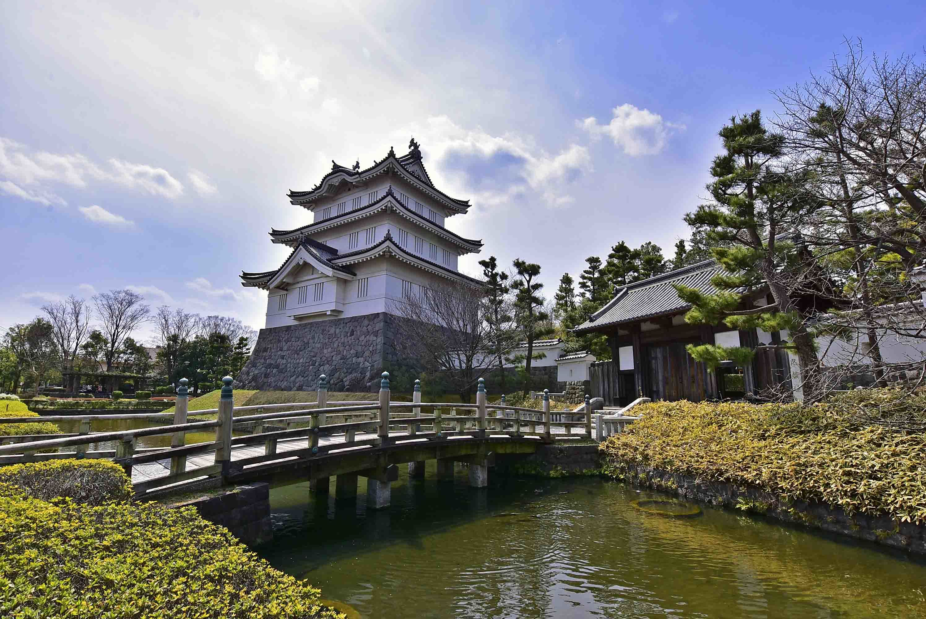 忍城 三階櫓
