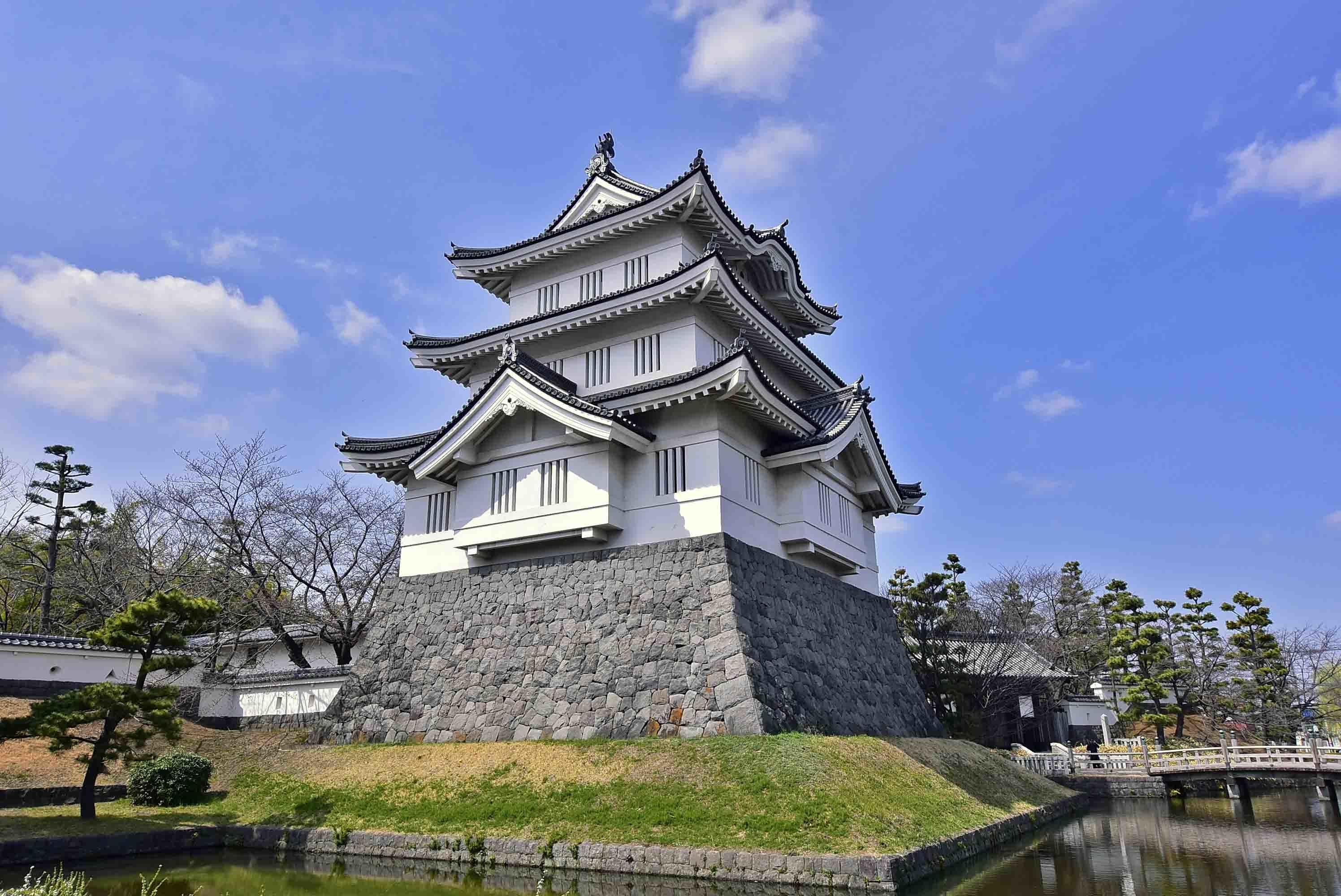 忍城 三階櫓3