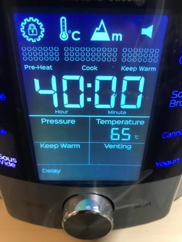 長時間 低温調理