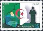 アルジェリア・大統領選挙(2014)