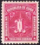 キューバ・不足料(1914)