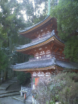 三重塔松尾寺